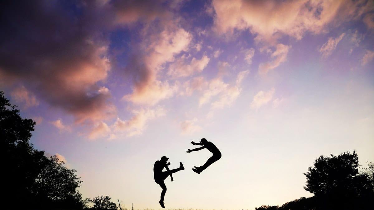 a golpes de Kung Fu - GeorgioGalben.com